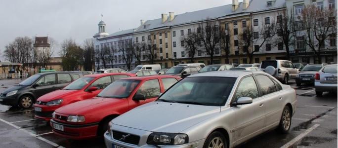 Неправильно припаркованным автомобилям грозит эвакуация