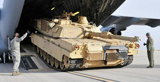 НАТО займется укреплением мостов и дорог в Европе, чтобы они выдерживали самые тяжелые танки
