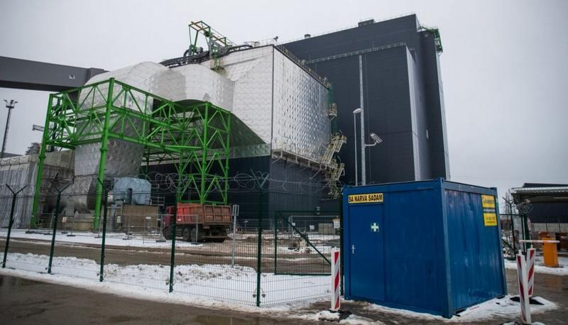Крупнейшая инвестиция в истории Эстонии: Аувереская электростанция за 640 млн евро все еще не готова