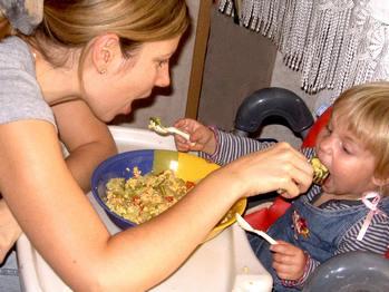 Накормить ребенка полезной едой. КАК?