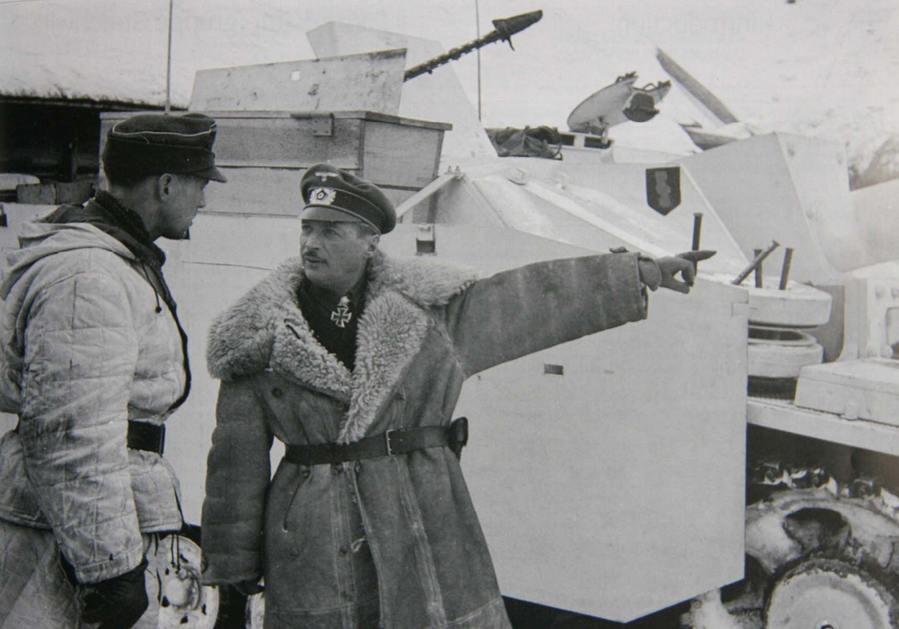 Немецкая танковая дивизия в боях под Нарвой