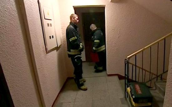 Спасатели приступают к проверке многоквартирных домов