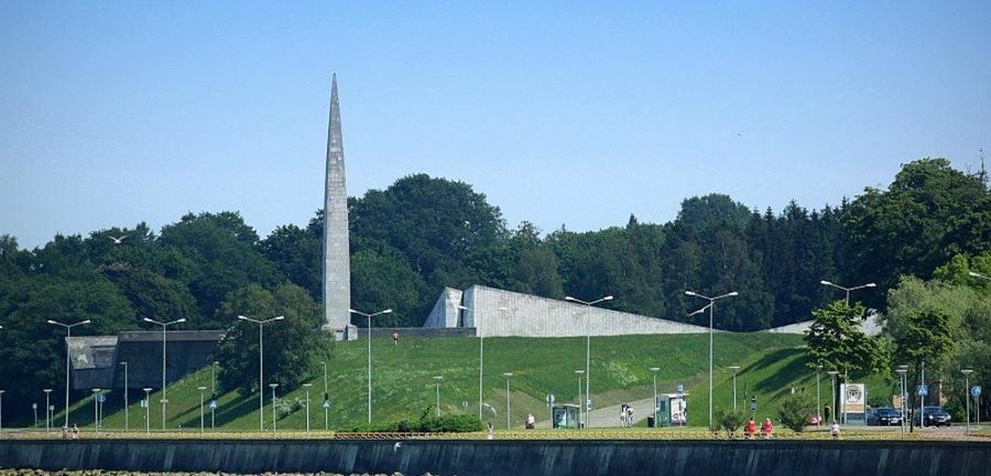 Таллинский мемориальный комплекс Маарьямяэ
