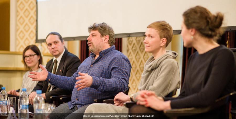 Русский театр Эстонии приедет в Нарву в следующем сезоне