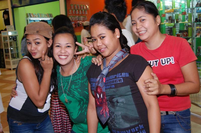 Секс туризм на филиппинских островах