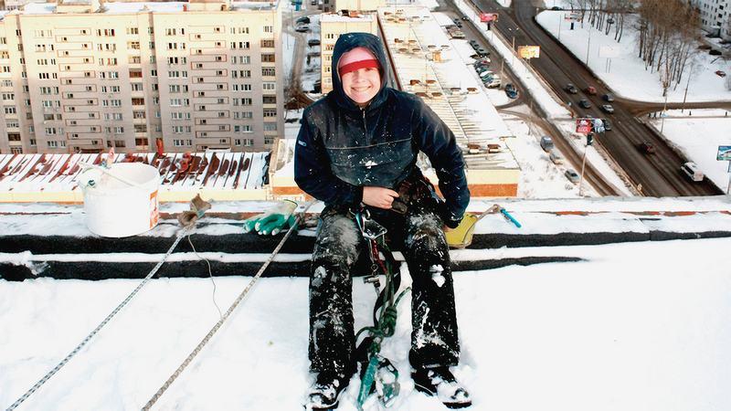 Промышленные альпинисты в москве и московской области цены